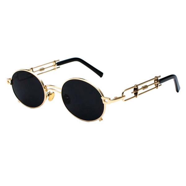 industrial steampunk glasses