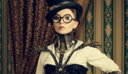 steampunk glasses with prescription lenses