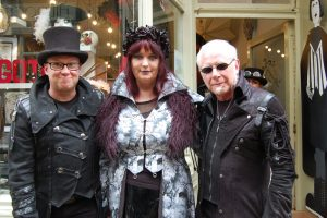 whitby steampunk festival